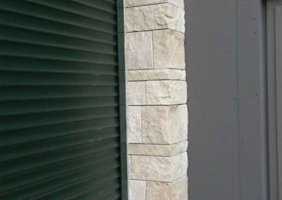 Natursteinverblender Fensterlaibung
